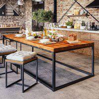 Обеденный стол Loft-3