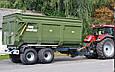 Пприцеп тракторный самосвальный 16Т ТСП-20, Завод Кобзаренко, фото 2