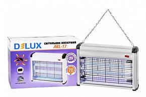 Светильник для уничтожения насекомых (противомоскитный светильник) 16W Delux AKL-17, фото 2