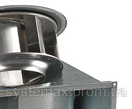 ВЕНТС ВКП 4Д 600х350 (VENTS VKP 4D 600x350) - вентилятор канальный прямоугольный, фото 2