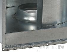 ВЕНТС ВКП 4Д 600х350 (VENTS VKP 4D 600x350) - вентилятор канальный прямоугольный, фото 3