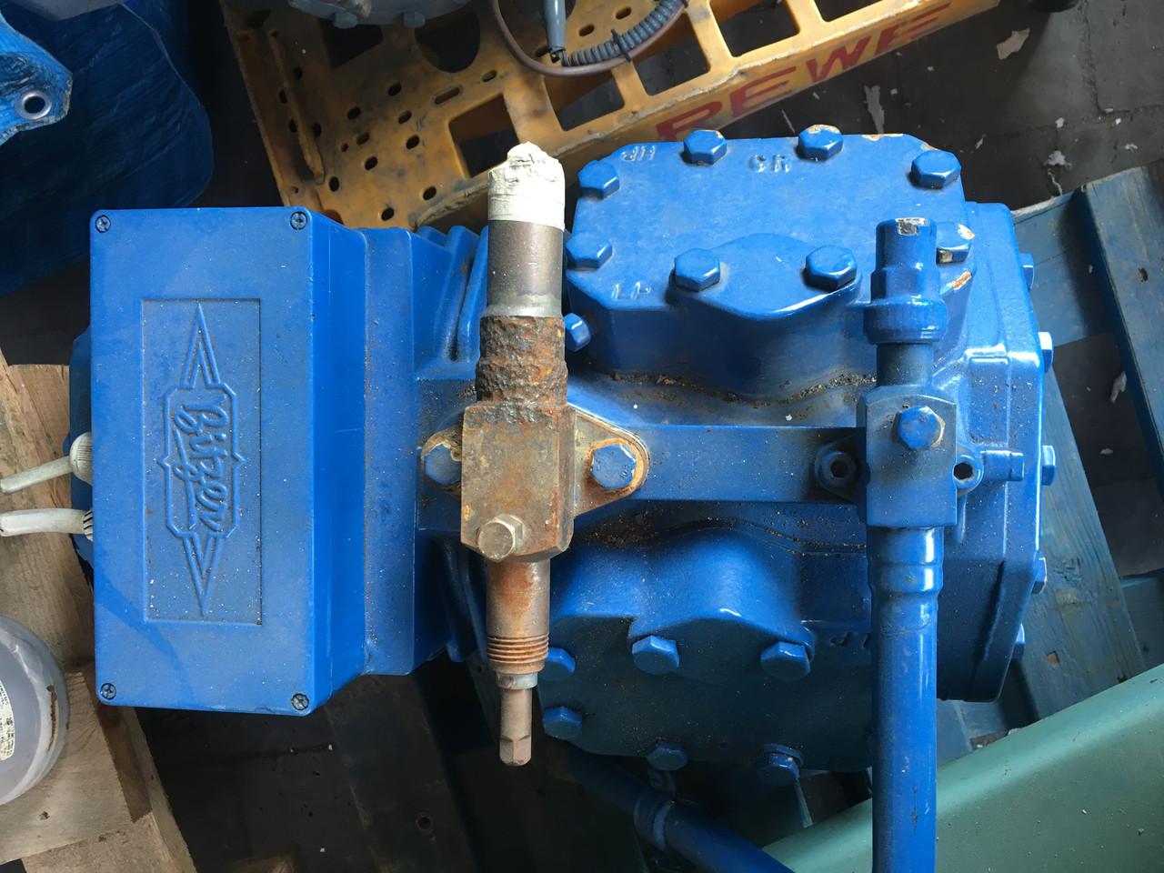 Холодильный Б/У компрессор Bitzer 4DC-7.2Y-40S [26.84 m3/h]