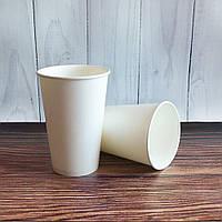 Стакан бумажный Лаки Кап 350 мл