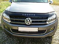 Volkswagen Amarok Дефлектор капота мухобойка на для VOLKSWAGEN Фольксваген VW Amarok 2010-