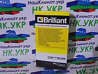 Детектор утечки фреона для кондиционеров и холодильных систем 250ml (33 дозы по 7,5 ml) Brilliant UV Errecom