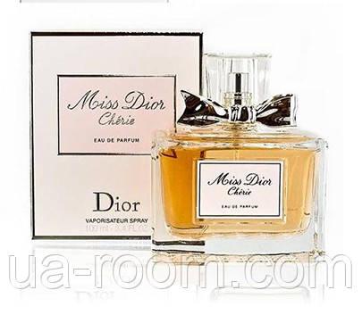 Christian dior Miss dior cherie, женская парфюмированная вода 100 мл.