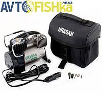 Автомобільний компресор / автомобильный компрессор Uragan 90135 (с автостопом)