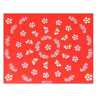 KATTi Наклейки клейкие Color Shine HSC 013 цветные блест, фото 2