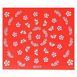 KATTi Наклейки клейкие Color Shine HSC 013 цветные блест