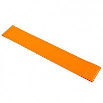 Эспандер ленточный  Лента сопротивления Champion оранжевый силикон 600x60x1 L