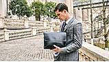Чоловіча сумка велика Polo Vicuna A4, фото 2