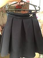 Стильная юбка для  девочек опт