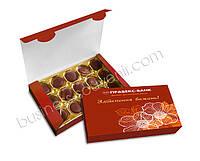 "Коробка шоколадных конфет ""Toffifee"""