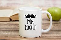 Чашка для него