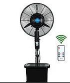 Вентилятор c увлажнителем воздуха С ПДУ  ALTAIR CF05RC