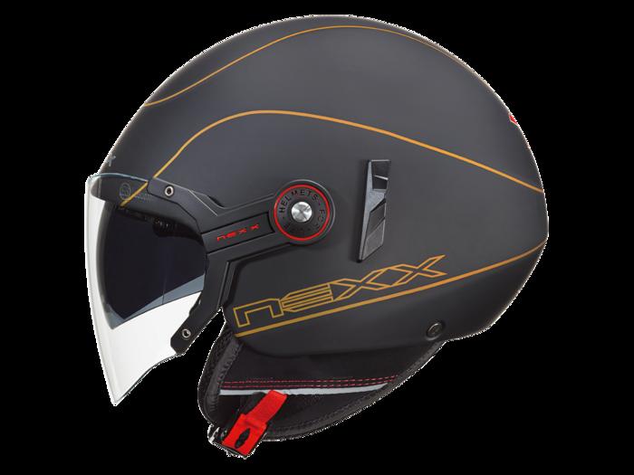 Шлем Nexx X60 Mercure р.M, черный мат