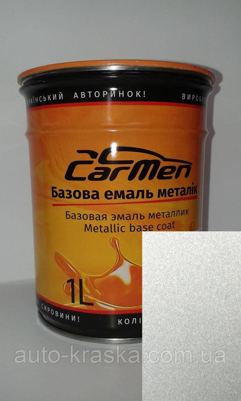 Автокраска CarMen Металлик ZAZ  Серебряный дождь TT66319 0,1л.
