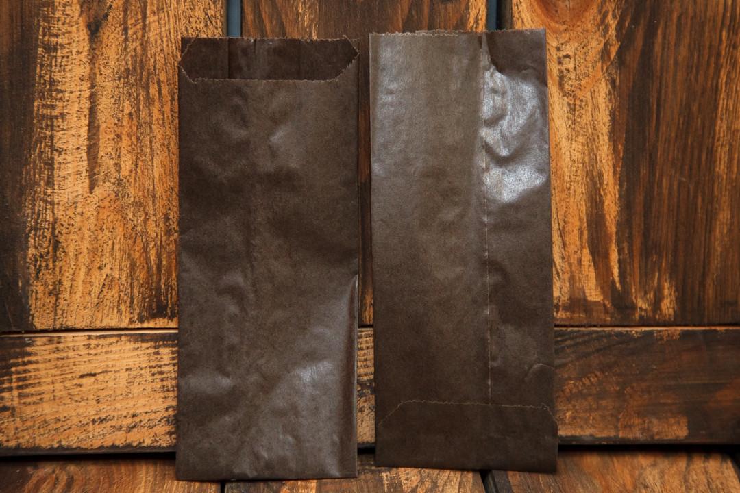 Упаковка для французских хот догов коричневая 1211
