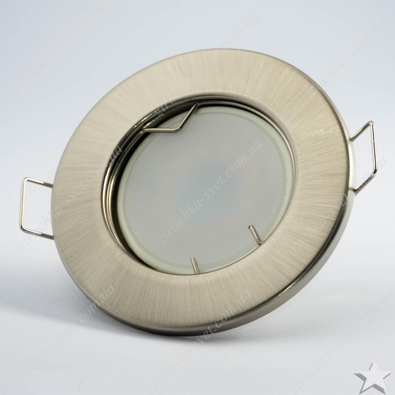 Светильник встраиваемый Feron DL10 титан под лампу MR16