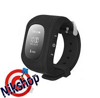 Детские умные часы Smart watch Q50 (Черный)