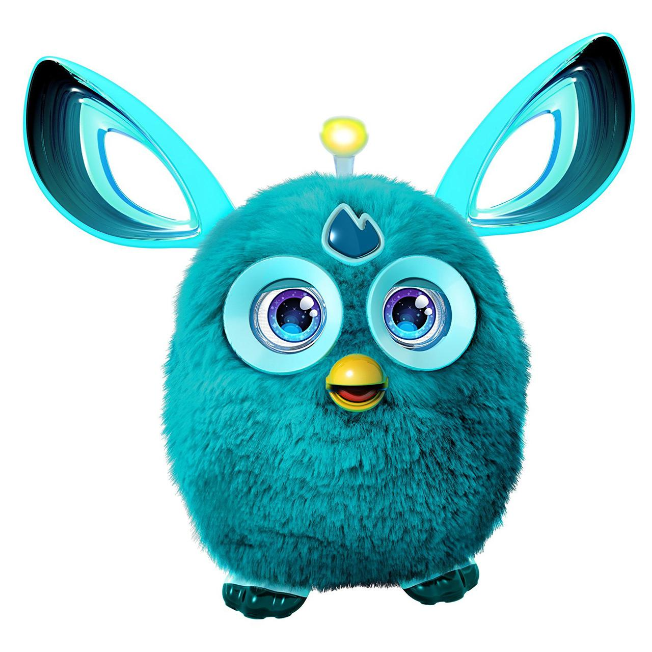 Интерактивная игрушка Furby Connect Ферби Коннект/ бирюзовый/ англоязычный