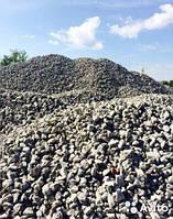 Дробленный бетон (вторичный щебень 0-80) с доставкой самосвалами 25-30т Киев и обл тонн.