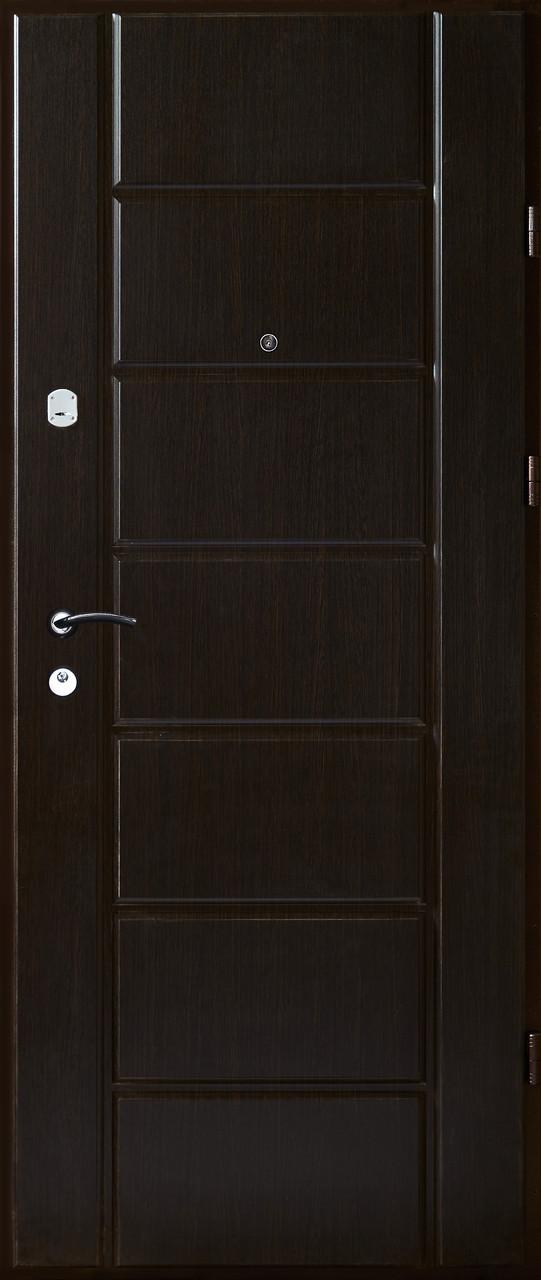 Мдф двері. Вхідні, внутрішні. УкрДвері VIP EKO мдф 16мм vinorit (зовнішні)