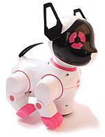 Интерактивная игрушка собака SMART DANCER. Розовая и Голубая.