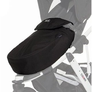 Чехол для ног ABC Design Beindecke Boot, black, цвет черный