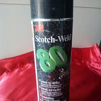 Неопреновый клей-спрей 3M™ Scotch-Weld™ 80 для резины и каучука