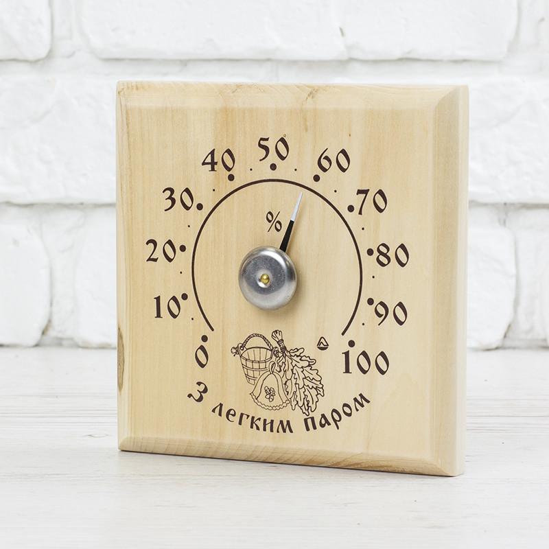 Гигрометр ТГС-8В (0-100%), Saunapro