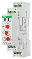 Реле часу PCU-510 багатофункціональний 0,1 сек – 24 доби 24В F&F