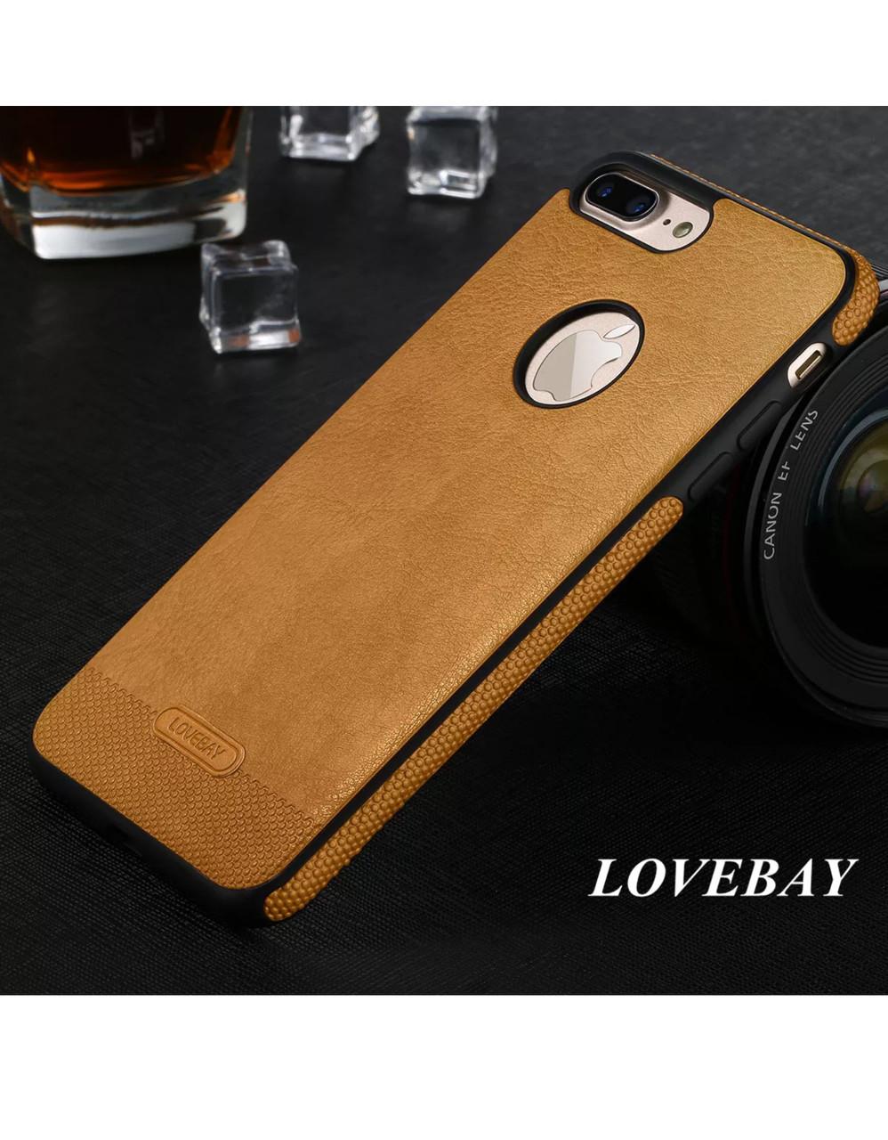 Защитный чехол для смартфона Apple iPhone «Lovebay Brown »7/7+