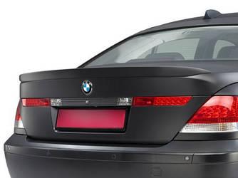 Спойлер BMW E65 (01-05) тюнинг сабля