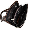 Кожаная мужская сумка Desisan, фото 7