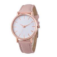 Часы женские наручные кварцевые Montre Femme Reloj Mujer c бежевым браслетом