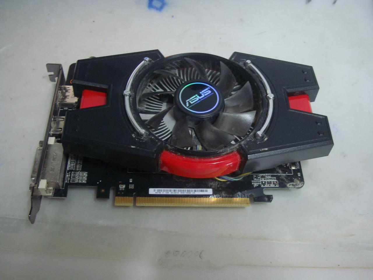 Видеокарта Asus Radeon 7750 1Gb DDR5
