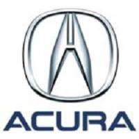 Хромированные накладки Acura