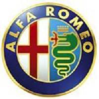 Хромированные накладки Alfa Romeo