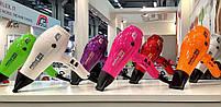 Фен Parlux 385 Ceramic & Ionic Power Light фиолетовый, фото 6