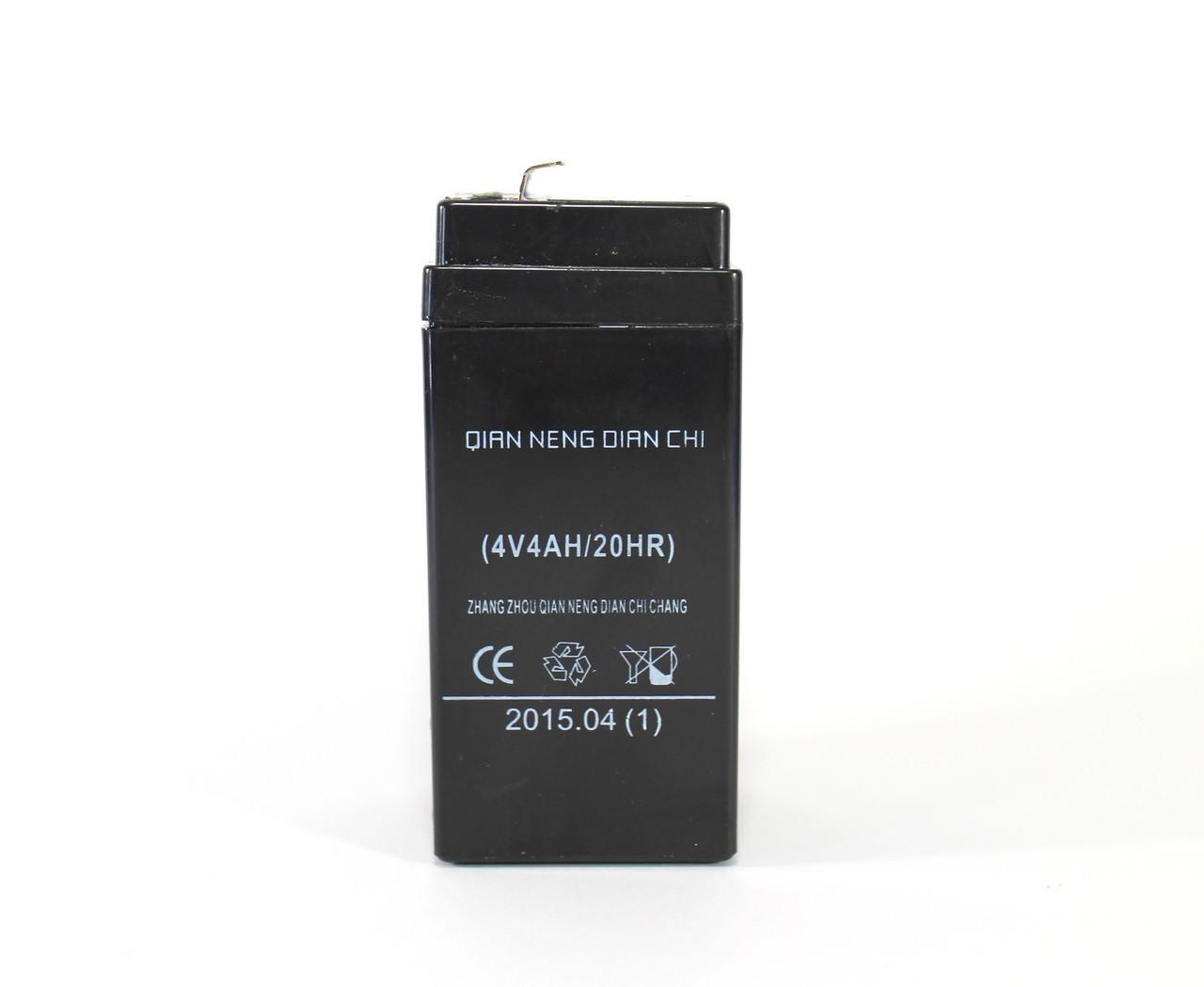 Аккумулятор 4V 400g