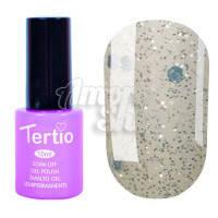 Гель-лак Tertio №189 (молочный, микроблеск и блестки), 10 мл