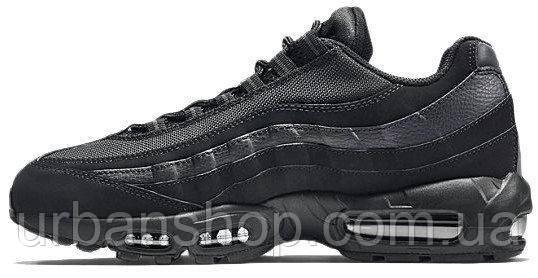 Кросівки жіночі, obuwie damskie найк найки найкі nike Air Max 95 All Black