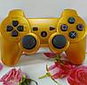 Джойстик Беспроводной  PS3 (Золотой)