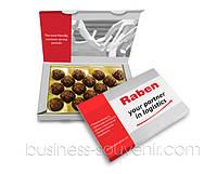 """Шоколадные конфеты """"Gold NUT"""" коробка-книга, фото 1"""