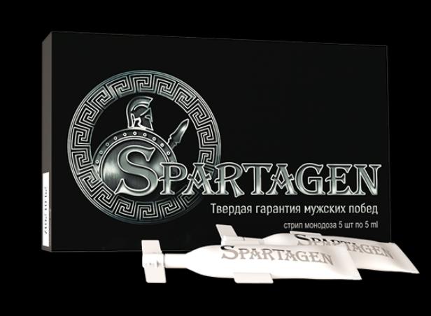 Spartagen Спартаген - капсулы для повышения потенции