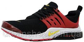 Кросівки чоловічі, obuwie męskie найк найки найкі nike Air Presto Black/Red