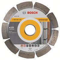 Алмазний відрізний круг Standard for Universal 125 мм BOSCH