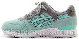 Кросівки жіночі, obuwie damskie Asics Gel Lyte III Light Mint/Grey