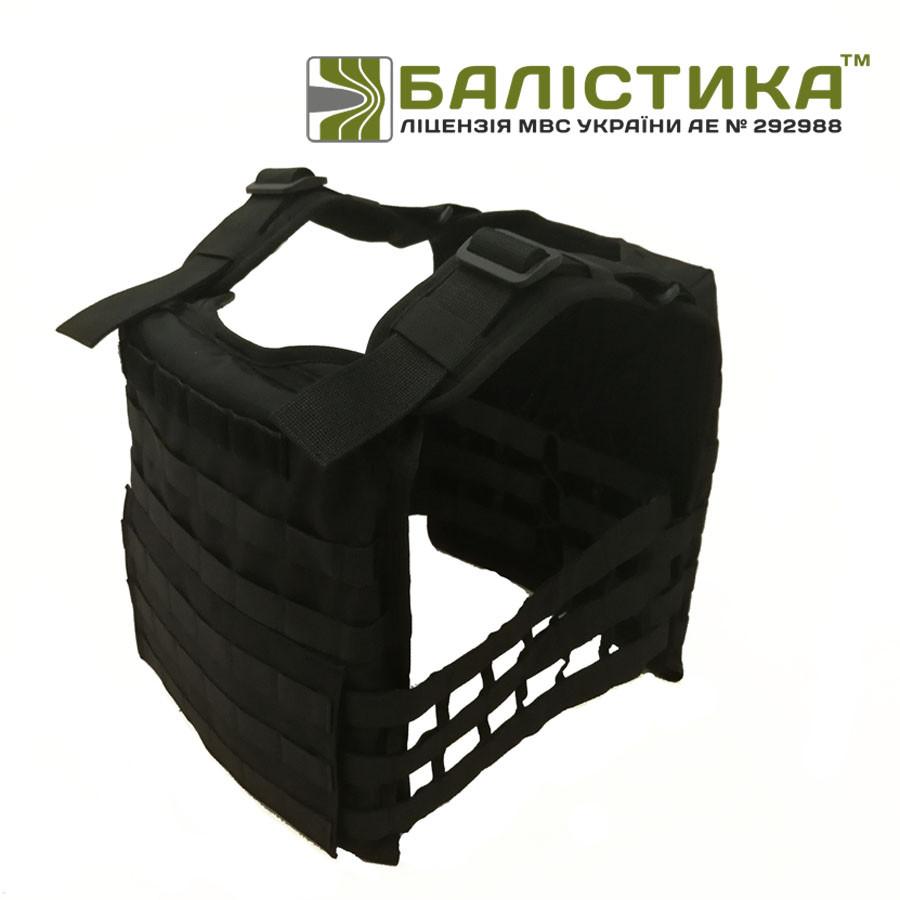 Плитоноска  Plate carrier Балистика М1 чёрная
